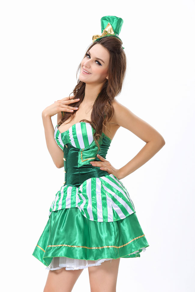 F1454 Brazil Carnival Costumes For Women-Fairies & Angels