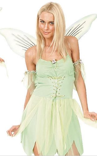 F1572 Tinkerbell Neverland Fairy Outfit