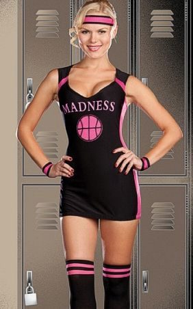 F1579 Basketball Player Costume
