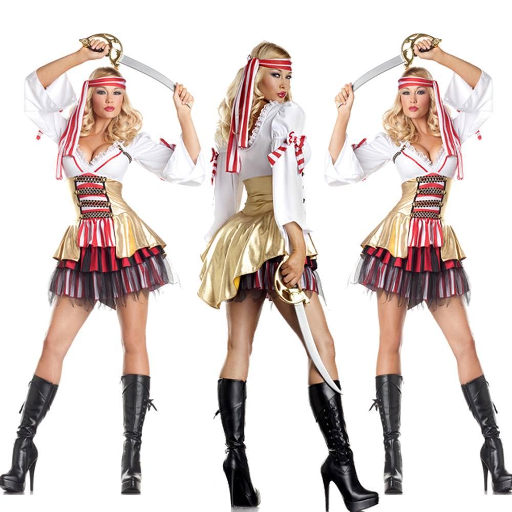 Sultry sea siren costume
