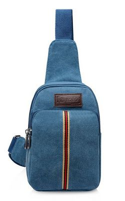 BB1031-1 canvas shoulder bag