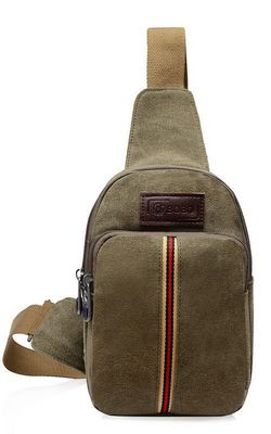 BB1031-3 canvas shoulder bag