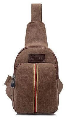 BB1031-4 canvas shoulder bag