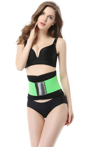 F3227-4Body Shaper Slimming Support Band Belly Waist Tummy Postpartum Recovery