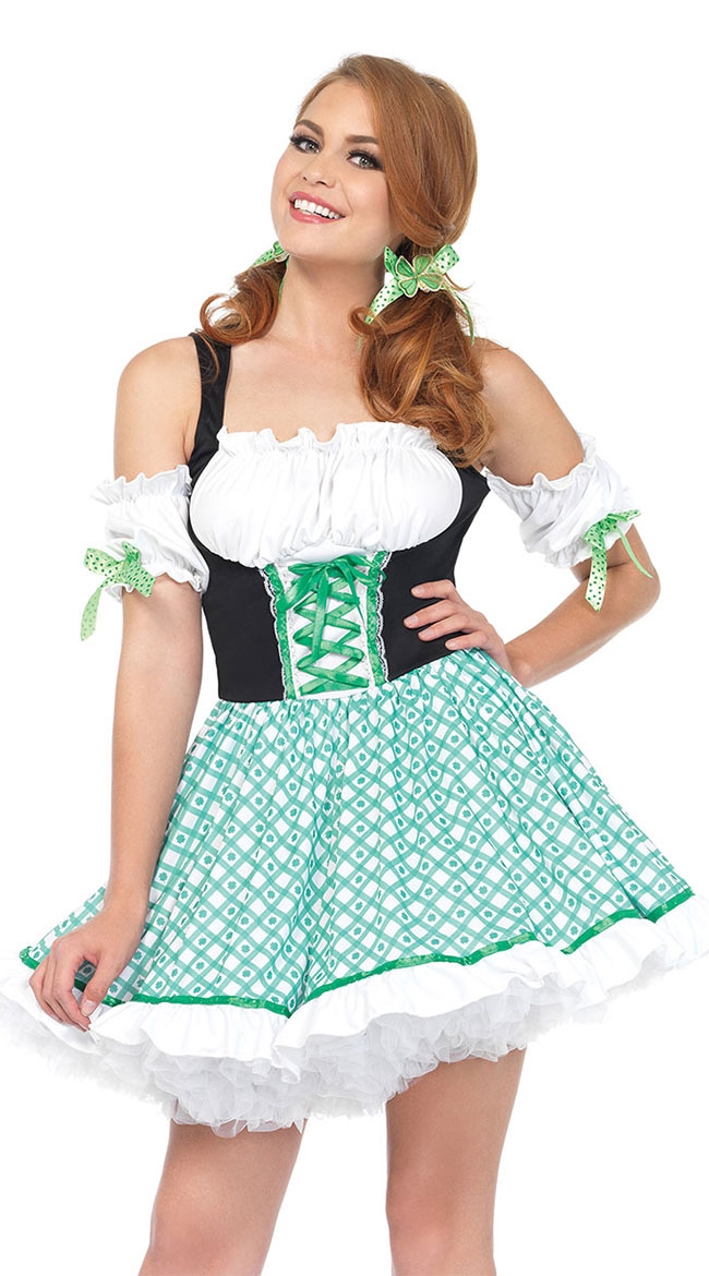 ... F1810 German Oktoberfest Beer Maid Costume Bavarian Traditional Costume  sc 1 st  flower-kit sexy lingerie & F1810 German Oktoberfest Beer Maid Costume Bavarian Traditional ...